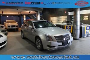 *Safetied* 2008 Cadillac CTS w/1SA *Leather* *Sunroof*