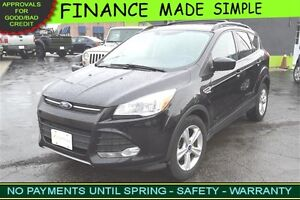 2015 Ford Escape SE with FACTORY NAV, BACKUP CAMERA