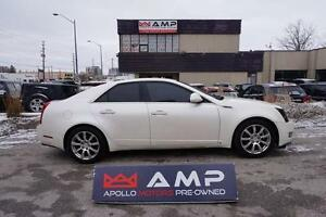 2009 Cadillac CTS AWD NAVI CAMERA ALLOYS 3.6L