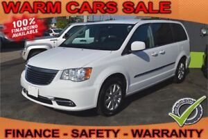 2014 Chrysler Town & Country Touring, Auto Loan for $56 per Week