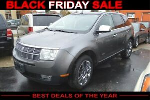 2009 Lincoln MKX , SUNROOF, LEATHER (HEATED/COOLED) SEATS, MSYNC