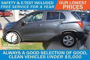 2013 Chevrolet TRAX LT