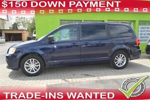 2014 Dodge Grand Caravan SXT - FREE GAS CARD