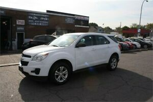 CHEVROLET EQUINOX 2013 LS AWD 136000KM SEULEMENT