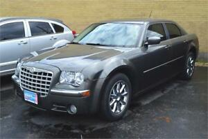 2008 Chrysler 300 LIMITED, LEATHER SEATS, SUNROOF, ALLOY RIMS