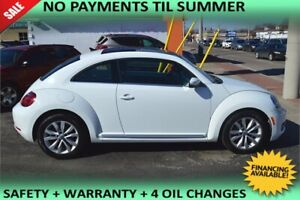 2015 Volkswagen The Beetle 1.8 TSI, LEATHER, SUNROOF, REDUCED!