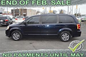 2011 Dodge Grand Caravan EXPRESS, STOW-N-GO -- $39/week -- APPLY