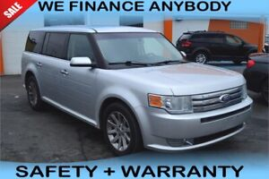 2011 Ford Flex SEL AWD, 7 LEATHER SEATS