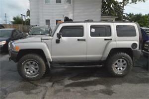 2006 Hummer H3 Sport, 4x4, Leather Seats, Sunroof