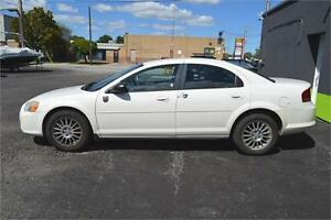 2006 Chrysler Sebring Touring Sedan with 2 Year Warranty