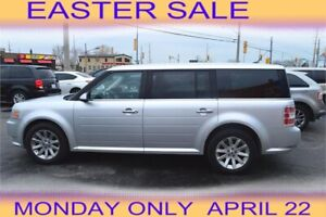 2011 Ford Flex SEL AWD, LEATHER SEATS