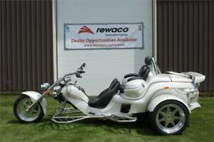 2018 Rewaco RF2 LT-2 Tour Back Turbo 7-Speed Automatic Trike