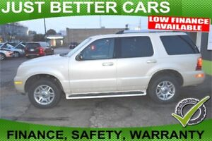 2005 Mercury Mountaineer Premier
