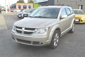 2009 Dodge Journey SXT with LEATHER - SUNROOF - 7 PASSENGER