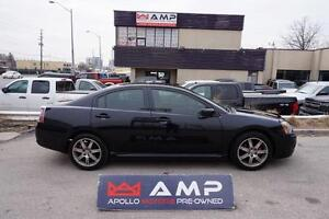 2007 Mitsubishi Galant Ralliart Leather Navi Alloys