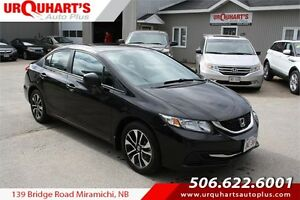 2013 Honda Civic EX! SUNROOF! AUTO!