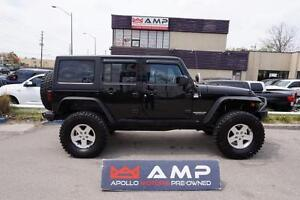 2011 Jeep Wrangler Custom , 6sp, lift Michey thompsons soft top