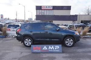 2011 Toyota RAV4 4WD Automatic 4 cyl 2.5L 4x4 bluetooth