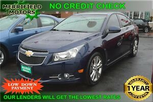 2011 Chevrolet Cruze LTZ - Leather, Sunroof, Nicely Loaded
