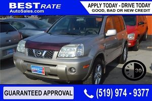NISSAN X-TRAIL - APPROVED IN 30 MINUTES! - ANY CREDIT LOANS