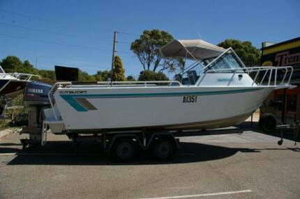 Trailcraft 640 Pro Sport Offshore