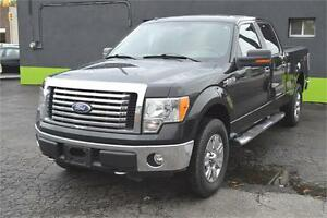 2010 Ford F-150 XLT SuperCrew 5.5-ft. Bed 4WD with $3,000 DOWN