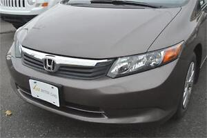 2012 Honda Civic LX with MADE IN CANADA - ONLY $55 a week