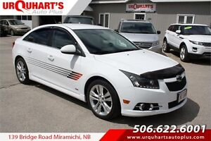 2014 Chevrolet Cruze 2LT RS! LEATHER! TURBO!