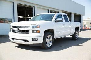 2015 Chevrolet Silverado 1500 Pickup Double Cab