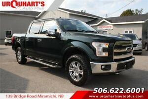 2015 Ford F-150 Lariat! LOADED! WARRANTY!