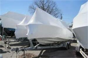 SHRINK / TOILE THERMO RÉTRACTABLE / HIVERNISATION / WINTERIZING