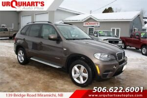 2012 BMW X5 35i! AWD! LEATHER! PANO ROOF!