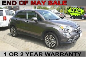 2016 Fiat 500X Lounge - WITH LOW MILEAGE!