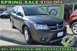 2014 Dodge Journey SXT, SEATS 7 -- $49 Weekly -- APPLY ONLINE