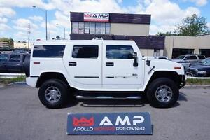 2006 HUMMER H2 Collectable 6.0 tire carrier LED Bar +more