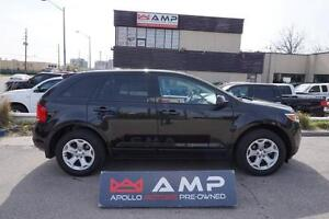 2013 Ford Edge SEL screeen blutooth FWD 2.0L CAMERA