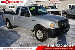 2010 Ford Ranger XL! CLEAN!