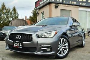 2014 INFINITI Q50 Premium AWD *NO ACCIDENTS* CERTIFIED|WARRANTY!