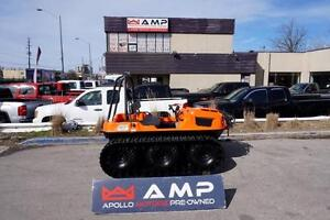 2017 ARGO FRONTIER S-line 6x6 with free $4000+ upgrades&accessor