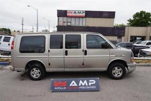 2003 CHEVROLET EXPRESS 1500 AWD CONVERSION VAN LUXURY