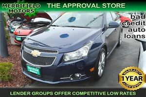 2011 Chevrolet Cruze LT2 - LOW PAYMENTS OF $50 a week