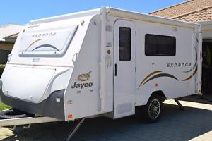 Jayco expanda caravan Scotts Head Nambucca Area Preview