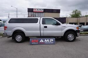 2012 Ford F-150 REGULAR  with $2000free topper cover RWD V6 3.7L
