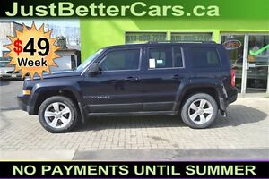 2011 Jeep Patriot North -- only $49 a Week