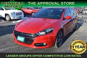 2014 Dodge Dart GT - NO ACCIDENTS - LEATHER - SUNROOF - NAV