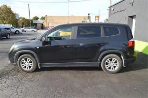 2012 Chevrolet Orlando LT with sunroof