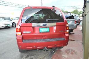 2008 Ford Escape Limited 4WD - Sunroof - Leather Windsor Region Ontario image 4