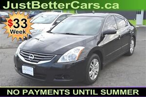 2011 Nissan Altima 2.5 S SPECIAL EDITION -- SUNROOF - ALLOY RIMS
