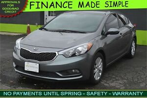 2015 Kia Forte EX is ONLY $42 a week & QUICK APPROVAL!