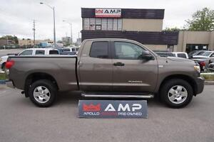2010 Toyota Tundra SR5 4x4 alloys Quad cab 4.6L VERY CHEAP